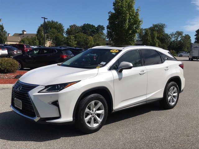 Pre-Owned 2017 Lexus RX 350 AWD PREMIUM PACKAGE NAVIGATION