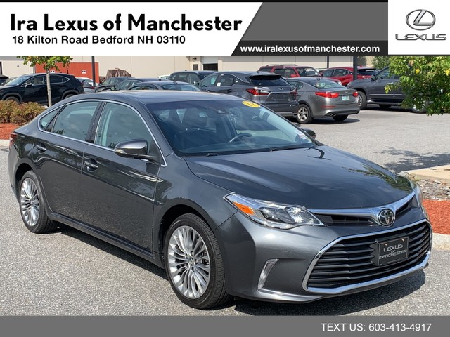 Pre-Owned 2017 Toyota Avalon Limited