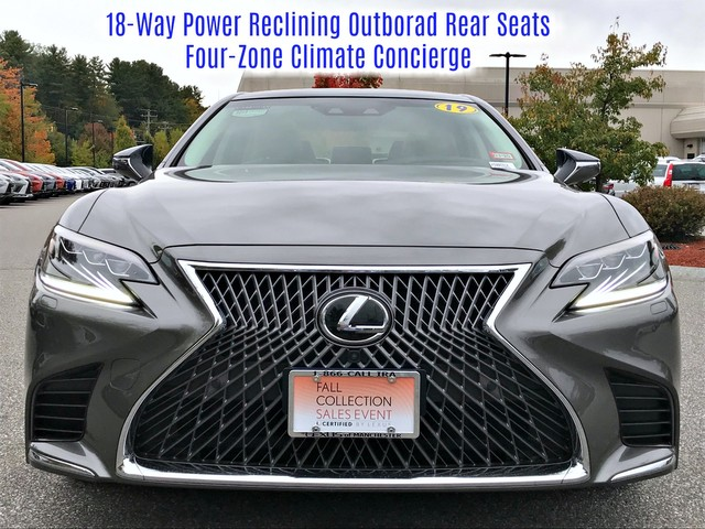 Certified Pre-Owned 2019 Lexus LS 500 AWD LUXURY PACKAGE NAVIGATION