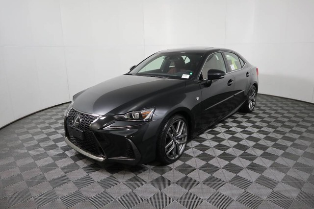 New 2019 Lexus IS 300 IS 300 F SPORT