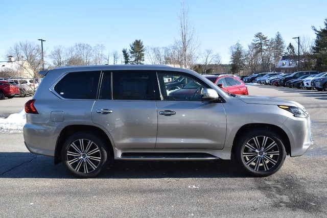 New 2020 Lexus LX 570 THREE-ROW LX 570