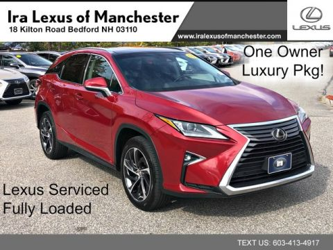 Pre-Owned 2016 Lexus RX 350 LUXURY PACKAGE NAVIGATION