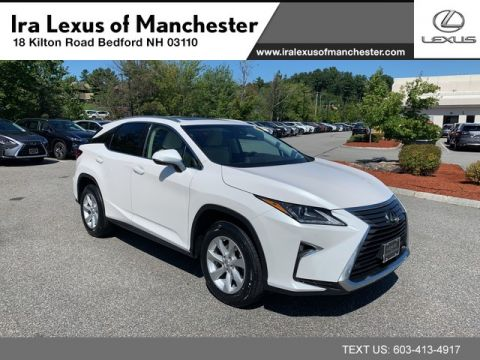 Pre-Owned 2017 Lexus RX PREMIUM PACKAGE