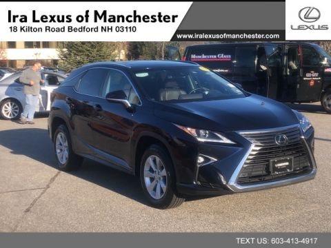Certified Pre-Owned 2017 Lexus RX 350 Premium Package w/ navigation