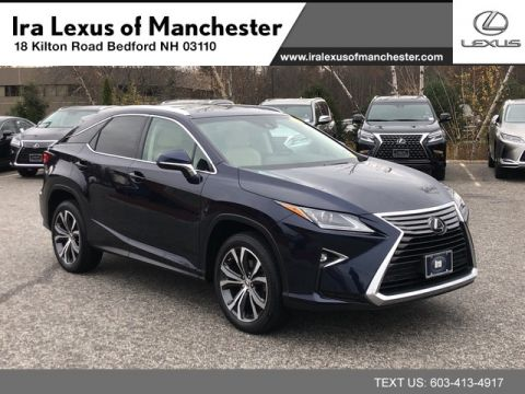Certified Pre-Owned 2017 Lexus RX 350 PREMIUM PACKAGE NAVIGATION