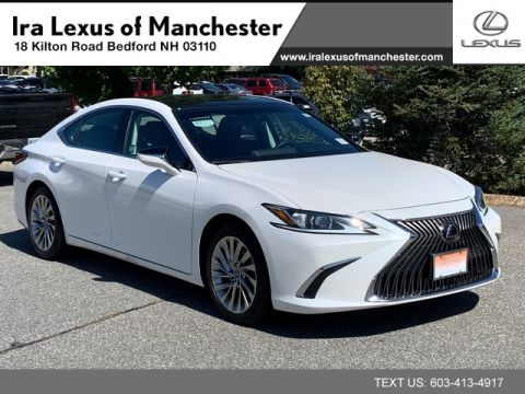 Certified Pre-Owned 2019 Lexus ES LUXURY PACKAGE