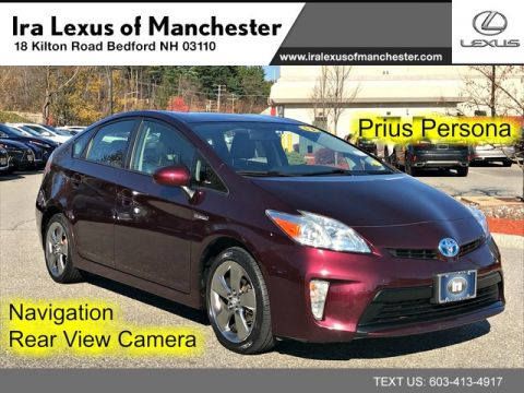 Pre-Owned 2013 Toyota Prius Persona