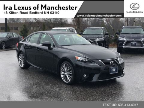 Pre-Owned 2016 Lexus IS 300 Premium w/Navigation