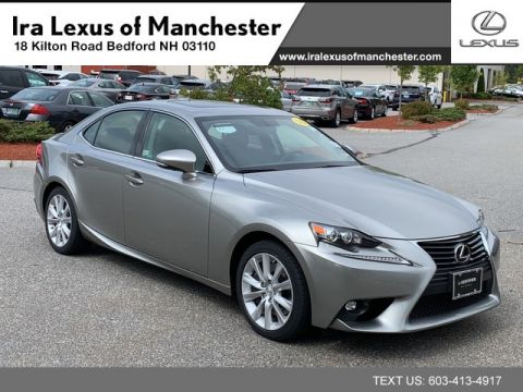 Certified Pre-Owned 2016 Lexus IS 300 Premium
