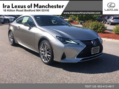 New 2019 Lexus RC 300 Base